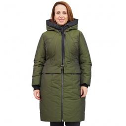 Купить Пальто D`imma «Контата». Цвет: зеленый