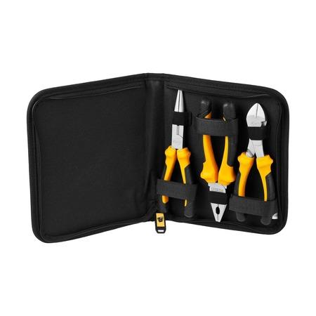 Купить Набор губцевого инструмента JCB JPL016