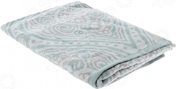 Полотенце велюровое Guten Morgen «Дели»Полотенца<br>Невероятная мягкость и комфорт Ну какая ванная без полотенец Каждый из нас знает как приятно выйти из душа, укутавшись в мягкое уютное полотенце. К сожалению, часто случается, что после пары-тройки стирок полотенца теряют былую мягкость и становятся жесткими и неприятными на ощупь. Дабы этого избежать, к выбору домашнего текстиля следует подойти со всей ответственностью, учитывая не только размер и расцветку полотенца, но и качество используемых материалов.  Полотенце велюровое Guten Morgen Дели это лучший выбор для вашей ванной комнаты. Оно очень мягкое и приятное на ощупь, выполнено из натуральной хлопковой махры и декорировано оригинальным рисунком. Хлопок отлично зарекомендовал себя в пошиве банного текстиля, благодаря гипоаллергенности, прочности и устойчивостью к истиранию. Полотенце хорошо впитывает влагу и оказывает легкое массажное воздействие на тело, не вызывая раздражения кожи.  Если полотенце, то только Guten Morgen! Компания Guten Morgen уже на протяжении более 20-ти лет занимается производством домашнего текстиля в том числе и банного . Изделия бренда пользуются неизменной популярностью и спросом у покупателей, ведь сочетают в себе прекрасное качество и стильный современный дизайн. Преимущества полотенец Guten Morgen:  использование натуральных гипоаллергенных материалов;  хорошая влаговпитываемость;  необыкновенная мягкость;  оптимальная длина ворса;  оригинальный дизайн;  использование стойких нетоксичных красителей;  полотенца не линяют и не теряют форму во время стирки.  Стирать полотенце рекомендуется в деликатном режиме при температуре не более 40 градусов. Не использовать агрессивные моющие средства.<br>
