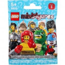 фото Конструктор LEGO Минифигуры 5 выпуск. В ассортименте