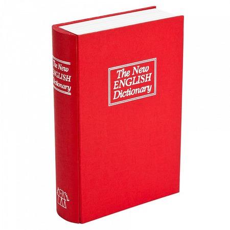 Купить Книга-сейф Alparaisa «Словарь английского языка»