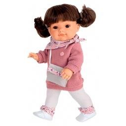 фото Кукла интерактивная Munecas Antonio Juan «Кэти в коричневом»