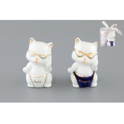 Купить Набор для специй Elan Gallery «Котята-умники»