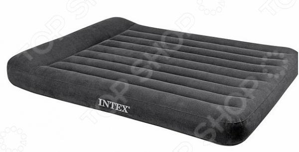 Матрас надувной с подголовником Intex 66769 Classic Queen надувной матрас intex 191x76x15cm 64790