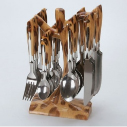 Купить Набор столовых приборов на подставке Mayer&Boch MB-4387