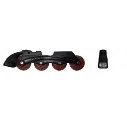 Купить Рама роликовая для фигурных коньков ATEMI Cross