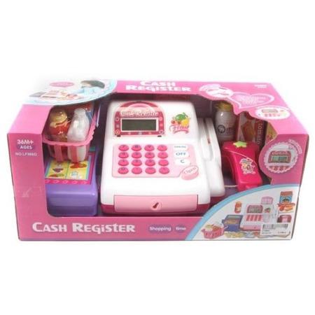Купить Касса игрушечная Shantou Gepai LF986D
