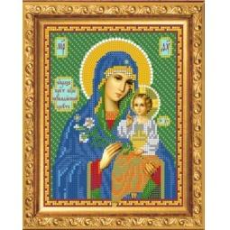 Купить Набор для вышивания бисером Светлица «Пресвятая Богородица Неувядаемый цвет»