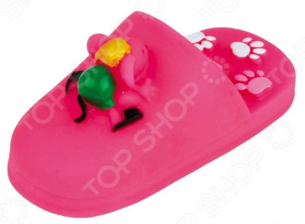 Игрушка для собак DEZZIE «Следы» 5604035Игрушки для собак<br>Игрушка для собак DEZZIE Следы 5604035 лучший подарок питомцу от своего хозяина. Собаки устроены так, что постоянно хотят что-нибудь грызть. Именно поэтому стоит использовать специальные игрушки, чтобы сохранить мебель и прочие предметы интерьера в сохранности, а зубы животного здоровыми. С другой стороны, игрушки удобно использовать для дрессировки собак к примеру, научить команде апорт и многим другим . При этом подобного рода изделия могут стать хорошим мотиватором для собаки, если вы будете периодически играть с питомцем. Изделие выполнено из винила и абсолютно безопасно для здоровья питомца. Его легко мыть и дезинфицировать. Игрушка довольно легкая, поэтому у собаки не возникнет затруднений в процессе игры.<br>