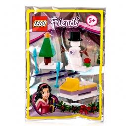 фото Конструктор игровой LEGO «Снеговик»