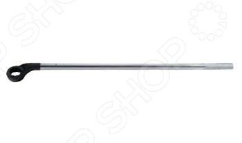 Ключ накидной 12-гранный силовой под вороток с круглым отверстием Force F-795  ключ накидной 12 гранный прямой удлиненный force f 760