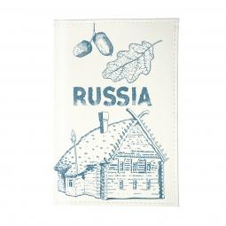 фото Обложка для паспорта Mitya Veselkov «Русская изба»