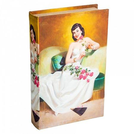 Купить Книга-сейф Alparaisa «Адель»