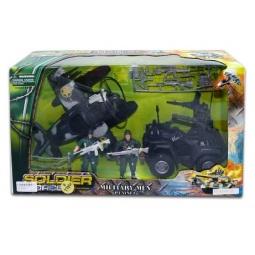 фото Набор игровой для мальчика Shantou Gepai «Вооруженные силы» E123-23
