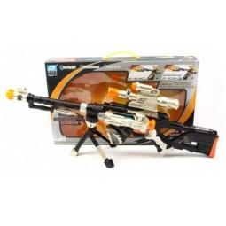 фото Оружие игрушечное Shantou Gepai «Ружье со светозвуковыми эффектами»