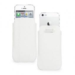 фото Чехол Muvit Pocket Slim для iPhone 5. Цвет: белый