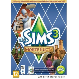 Купить Игра для PC Soft Club Sims 3. Монте Виста. С кодом загрузки (rus)
