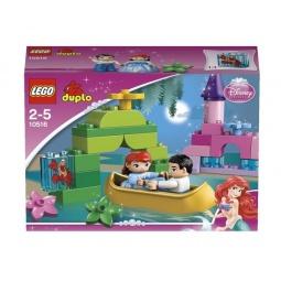 фото Конструктор LEGO Волшебная лодочка Ариэль