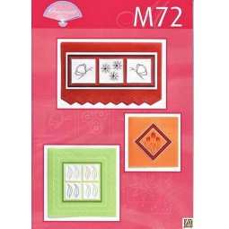 Купить Набор схем для парчмента Pergamano M72 Вышивка