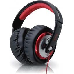 фото Наушники мониторные Dialog HP-A75. Цвет: черный, красный