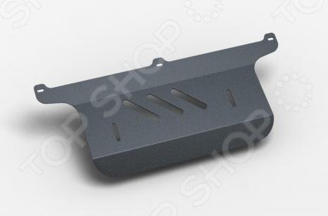 Комплект: защита картера и крепеж Novline-Autofamily Chery Indis 2011: 1,3 бензин МКПП - фото 10