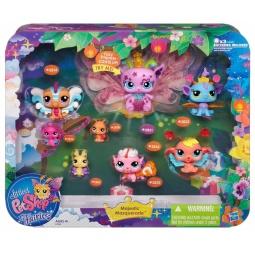 фото Набор игровой для девочек Littlest Pet Shop Коллекционный с феями