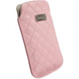 фото Чехол Krusell Coco Mobile Pouch. Размер: L. Цвет: розовый