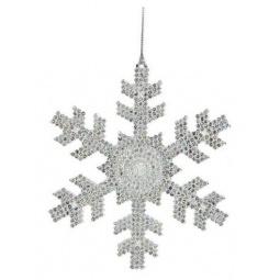 фото Елочное украшение Christmas House «Снежинка» 1694625