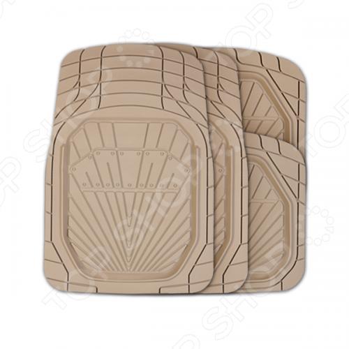 Набор ковриков-трансформов для салона Autoprofi TER-510 Autoprofi - артикул: 575501