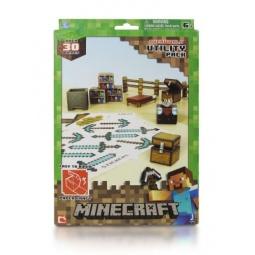 Купить Конструктор бумажный Minecraft «Предметы»