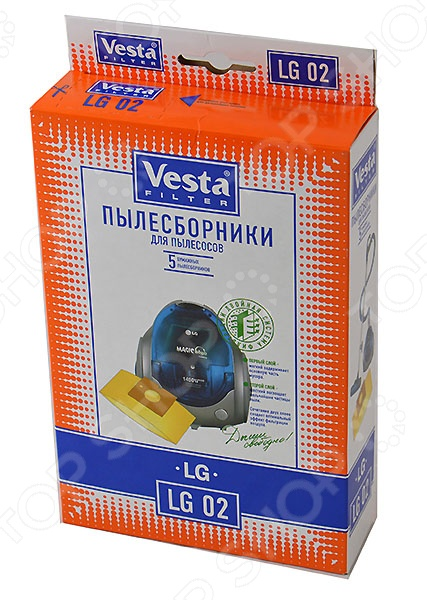 цена на Мешки для пыли Vesta LG 02
