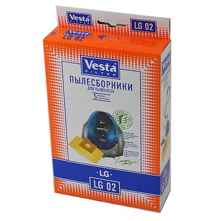 Купить Мешки для пыли Vesta LG 02