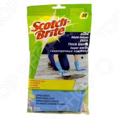 Перчатки хозяйственные Scotch-Brite G-HD-L перчатки мма everlast перчатки тренировочные prime mma l xl