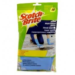 Купить Перчатки хозяйственные Scotch-Brite G-HD-L