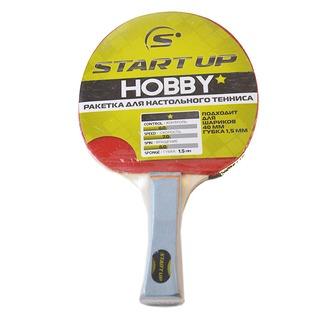 Купить Ракетка для настольного тенниса Start Up Hobby 0 Star с прямой ручкой