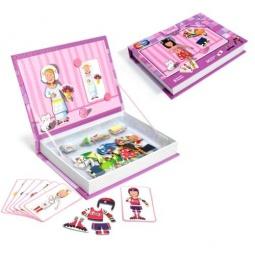 Купить Набор игровой на магнитах 1 Toy «Костюмы»