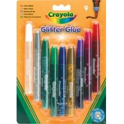 Купить Клей с блестками Crayola 3542