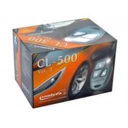 Купить Автосигнализация PANTERA CL-500 ver.3
