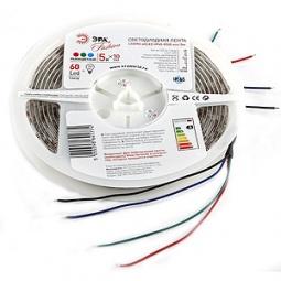 Купить Лента светодиодная Эра LS5050-60LED-IP65-RGB-eco-5m