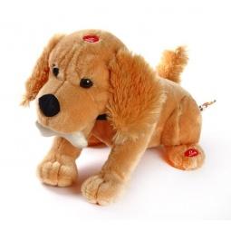 фото Игрушка интерактивная мягкая Fluffy Family «Пес Рыжик»
