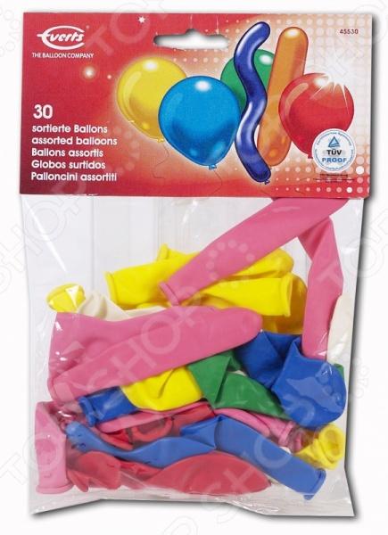 Набор надувных шариков Everts 455305F N