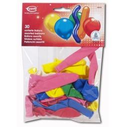 Купить Набор надувных шариков Everts 455305F N. В ассортименте