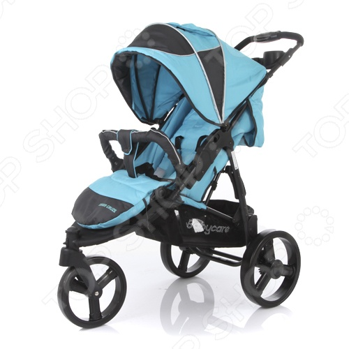 Коляска прогулочная Baby Care Jogger Cruze
