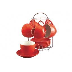 Купить Набор чайных пар Коралл TS012-RE
