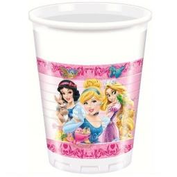 Купить Стаканы пластиковые Procos «Принцессы и животные»