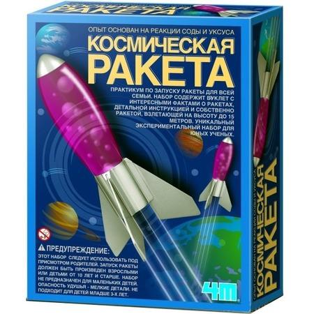 Купить Набор для изобретателей 4M «Космическая Ракета»
