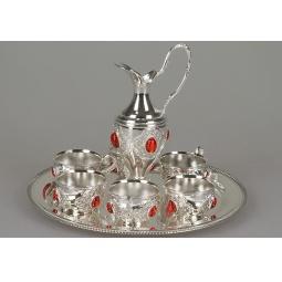 Купить Набор: кувшин и чашки Rosenberg «Роскошь Версаля»