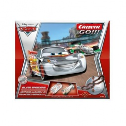 фото Гоночный Carrera Pixar Cars «Автотрек»