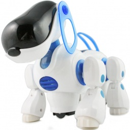 Купить Робот интерактивный PlaySmart «Собака» Р41390. В ассортименте