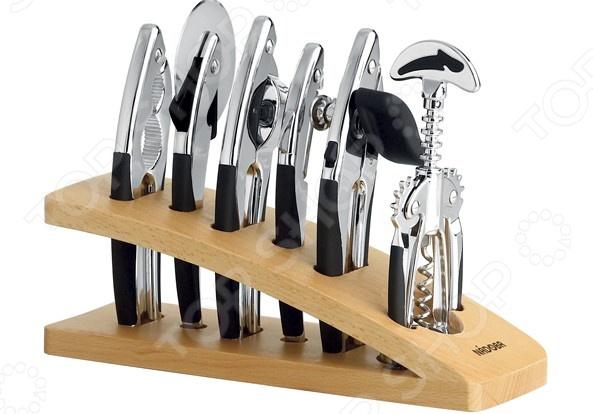 Набор инструментов для кухни Nadoba Sirena орехокол nadoba sirena